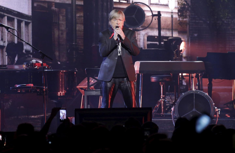 Concert Renaud Phenix Tour Nice Le 14 12 2016 Le Hlm